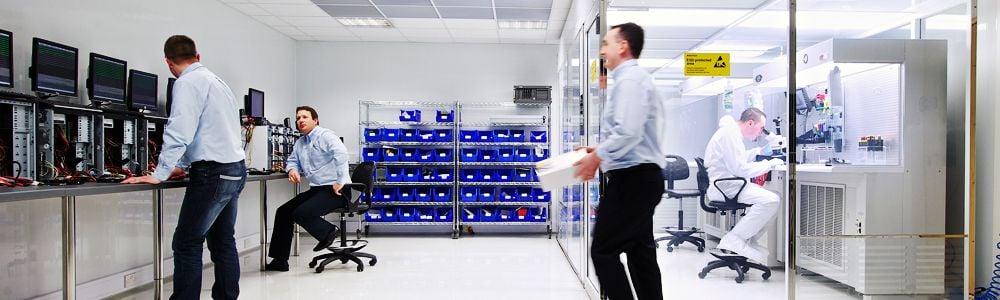 Clean – Room Laboratuvar'ımız ile %99 Kurtarma Oranı